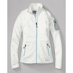 Cloud Layer Pro Fleece Full-Zip Jacket from Eddie Bauer on shop.CatalogSpree.com, your personal digital mall.