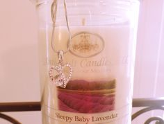 A beautiful piece of Jewelry in each soy candle. What will you win a necklace, bracelet, earrings, or a ring?
