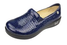 Alegria Shoes Keli in 'Blue Croco' from Alegria Shoe Shop - now on Closeout