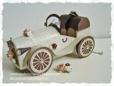 Car template Sandra's Scrapshop