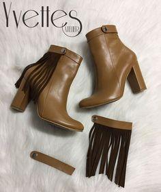 Ghete din piele naturala interior/exterior. Booty, Interior, Shoes, Fashion, Moda, Swag, Zapatos, Indoor, Shoes Outlet