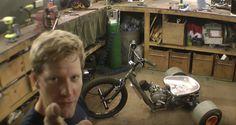 Resultado de imagem para drift trike motorized
