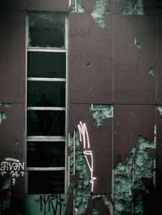 #secret #man #lost #place #graffitti #tag #Teufelsberg #Berlin #geheimnisvoll