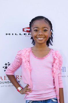 Skai Jackson | Skai Jackson Pictures & Photos - 4th Annual T.J. Martell Family Day at ...