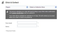 Click & Collect - Customer Services - Content Pages - The Warehouse
