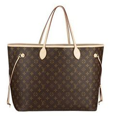 Monogram Louis Vuttion Neverfull GM