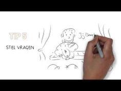 Leren presenteren: 5 Tips voor het maken en geven van een presentatie