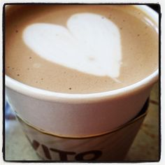 We <3 when you share your #latteart photos! #seattlecoffee #coffeelove