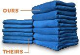 Nice towels!
