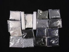 Matsuno glass seed beads/ Monotones