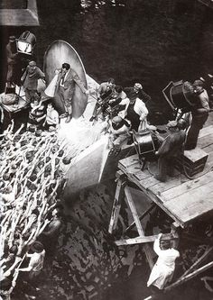 On the Set of Fritz Lang's Metropolis (1927) | Pretty Clever Films