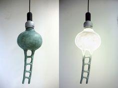 Le luci d'artista di Nacho Carbonell. Arte+design in un touch | Il blog di Casamica