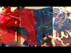 Suicide Squad Harley Quinn Shorts NO SEW DIY Tutorial, My Crafts and DIY Projects