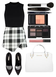 """♠♤"" by kathy-directioners on Polyvore featuring Wood Wood, H&M and Michael Kors"