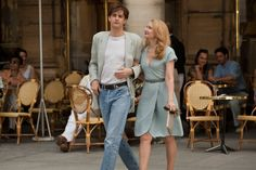 Patricia Clarkson and Jim Sturgess in One Day (2011)