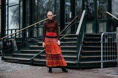 The Best Street Style Pics From Stockholm's Fall 2016 Shows