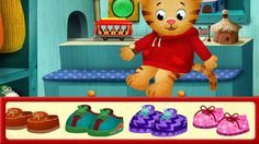 New PBS Kids app! Download here.   Learn about morning and bedtime routines with PBS KIDS' Daniel Tiger. Help Daniel get ready for school in the morning and for bed at night through imaginative play and songs.