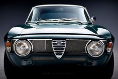 1967 Alfa Romeo Giulia Sprint Veloce  Alfa - always beautiful and different!