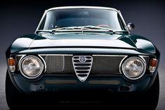 1967 Alfa Romeo Giulia Sprint Veloce  Alfa - always beautiful and different!