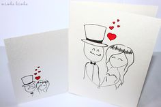 wedding card XI