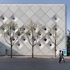 UBPA-B3-2-PAVILION-by-Studio-Archea-1Italian architects Studio Archea - Urban Best Practice Area at the Shanghai Expo 2010.
