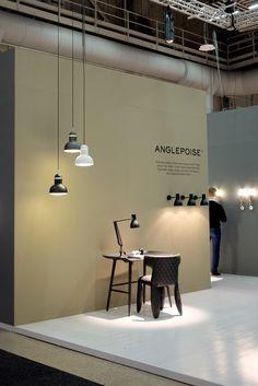 Stockholm Furniture & Light Fair 2016 - Anglepoise presented by Møller & Rothe