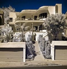 Art Deco Apartments   Los Angeles