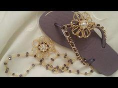 Flor de Gotas e Pérolas - YouTube