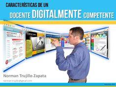 Características de un docente digitalmente competente