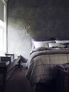 Make a house a home: AW trends - Rural Luxe Check Bedding #johnlewis #Home