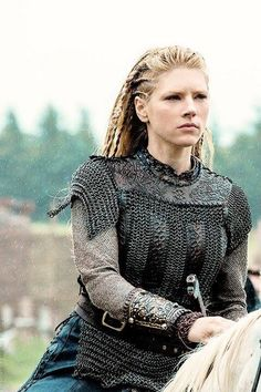 #Lagertha portrayed by Katheryn Winnick from the show #Vikings