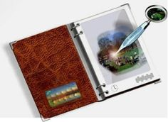 E-Diary, future, gadget, device, futuristic, innovation, technology, Yong Hwan Kwon, concept, touchscreen, digital diaries, mobile phone.