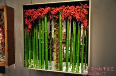 bamboo floral design - Google Search