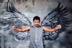Manny Pacquiao, Mma, Batman, Instagram Posts, Strong, Painting, Fictional Characters, Mixed Martial Arts, Painting Art