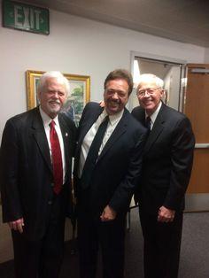 Merrill, Jay, and Wayne