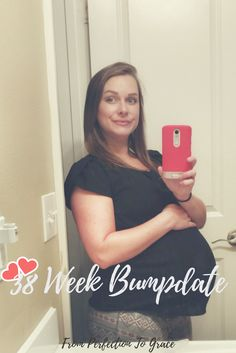 38 Week Bumpdate with Baby Alex!