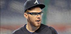 Braves Baseball, Home Sport, Atlanta Braves, Latest Video, Sports News, All Star, Mens Sunglasses, Stars, Plate