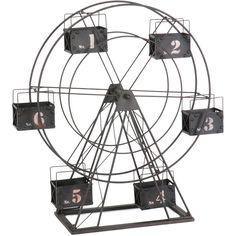 Ferris Wheel Décor