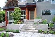 Exterior Concrete Panels Design, Pictures, Remodel, Decor and Ideas - page 2