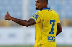 Kevin-Prince Boateng Plays Down Injury Concerns
