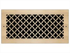 Laser Cut Wood Grilles | Pacific Register Company Laser Cut Wood, Laser Cutting, Wall Vent Covers, Register Covers, Types Of Wood, It Is Finished, Bronze, General Finishes, Ceiling