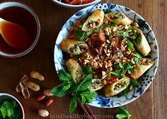 Délicieuse recette de Bo Bun végétarien et de sa sauce entièrement végétale (sans poisson). Facile, healthy, vegan, sans gluten.