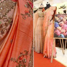 A Peep @ The Preview! This season, our favourite summer styles are in shades of powder pink & blush peach. #summerofcouture #couture #pink #peach #blush #fashion #fashionista #style #stylish #bespoke #love #summer #luxury #silk #saree #lehenga #salwar #traditional #india #wedding #weddingdress #flowers #bollywood #design #desi #elegant #instalike #instamood #igers