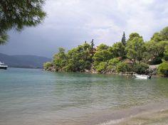 love bay Poros Poros Greece, Trip Advisor, Beaches, Tourism, Greek, Traveling, River, Vacation, Nature