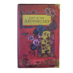 "Book Club Clutch Bag ""Lost in the Apothecary"""