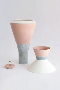 Valentina Carretta Stratus  #ceramics #pottery