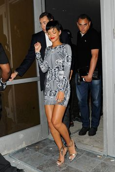 Rihanna the Rebellious