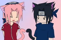 I ship SasuSaku!! I love them both separately but together they're so awesome!! Hey haters gonna hate me. I've been there. :3