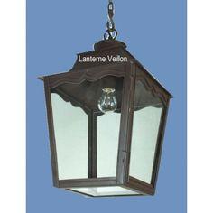 Lanterne à suspendre Veillon Gazebo, Outdoor Structures, Lantern, Ceiling, Kiosk, Pavilion, Cabana