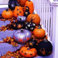 25 pumpkin decorating ideas
